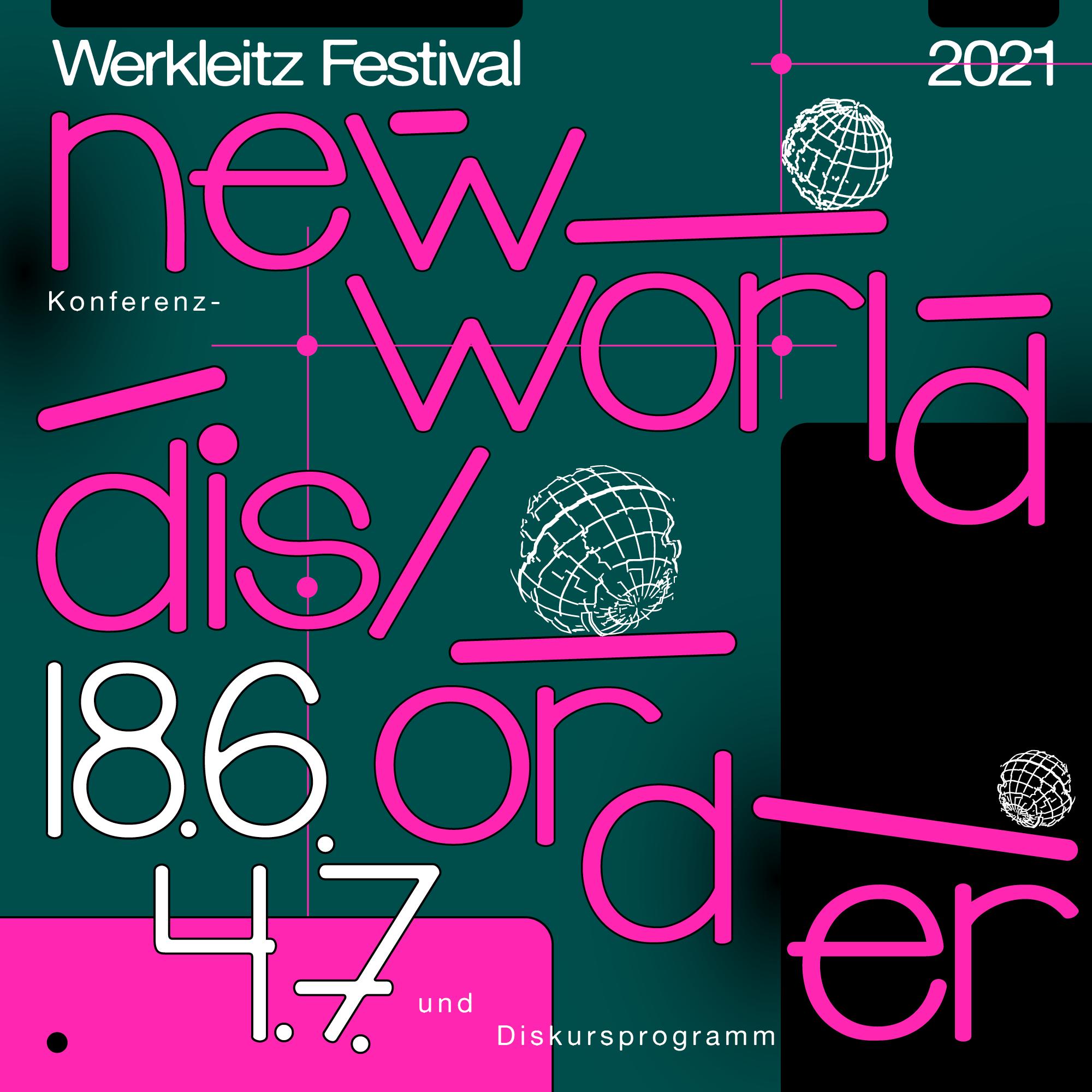Werkleitz-Festival 2021 Halle